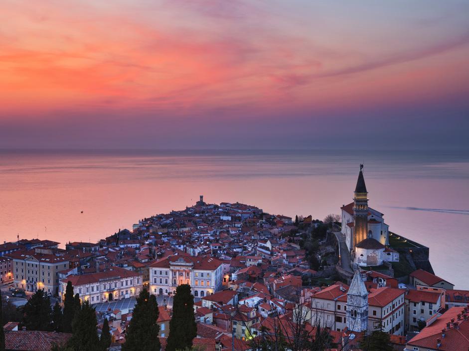Spa: notti sensuali in Slovenia
