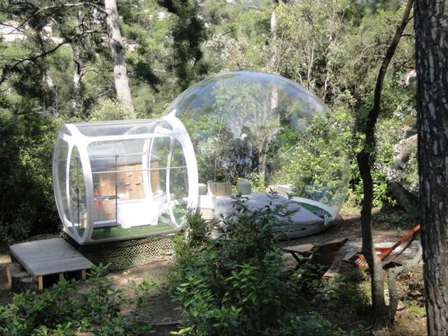 E' l'anno del glamping: 15 posti per un campeggio da re