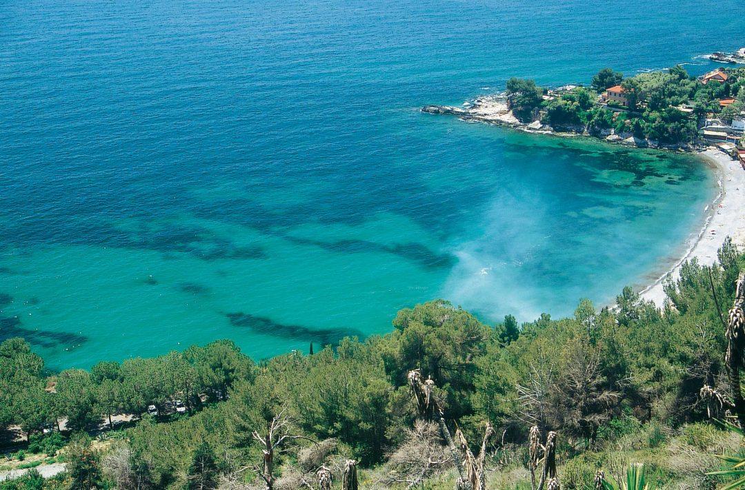 Liguria, blu a Ponente