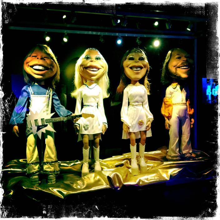 ABBA: passioni vintage