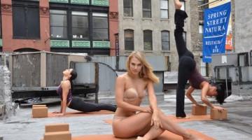 Soho è tra i quartieri più attraenti e sorprendenti di New York. Qui si vede di tutto, comprese le ragazze che fanno yoga in mutande. A ciò si aggiunge l'alta densità di agenzie di modelle e di campus universitari (foto: Flickr/Blindspytr3)