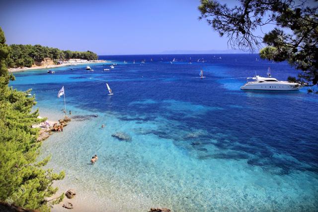 Esposizione Attorno Al Mediterraneo : Le foto dell più belle spiaggie e mari del mediterraneo