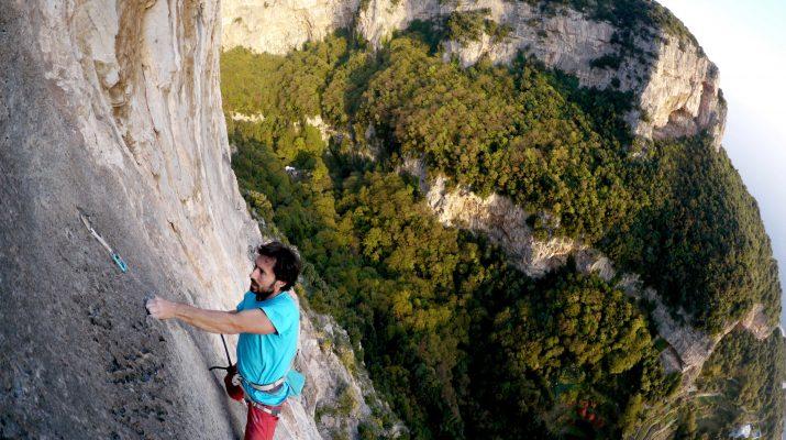 Foto Climbing in Costiera, le scalate più belle