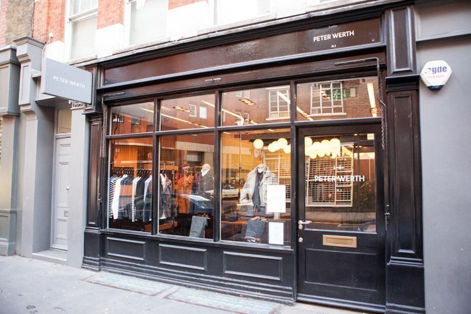 Foto Shopping nella Londra pop