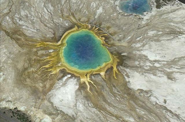 La Terra vista dall'alto: le foto più bizzarre di Google Earth