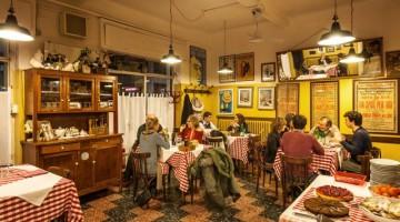 Solo piatti della tradizione lombarda nel menu de La Madoninna, a pochi passi dai Navigli