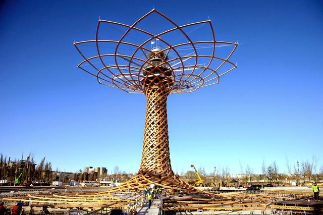 I monumenti-simbolo delle Esposizioni universali