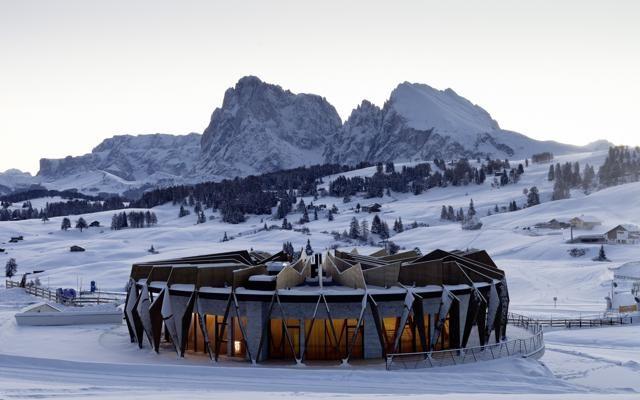 Foto Alpi: 15     rifugi high-tech