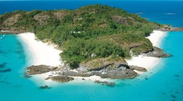 L'arcipelago di Mitsio, Madagascar, è spettacolare dal punto di vista della bio diversità