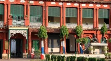 La casa-museo di Tagore