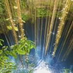 Paradisi  blu:    le piscine più belle create dalla Natura