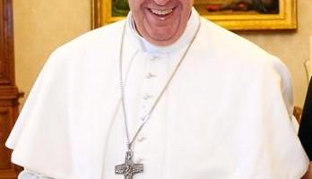 Papa Francesco. nato a Buenos Aires 78 anni fa, da una famiglia di origini italiane, si è sempre detto grande appassionato della danza nazionale argentina (Foto: Wiki Commons)