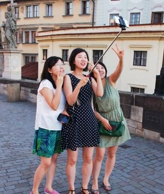 Foto Selfie: i 10 luoghi più usati (finché non sarà vietato)