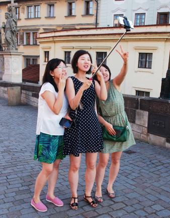 Selfie: i 10 luoghi più usati (finché non sarà vietato)