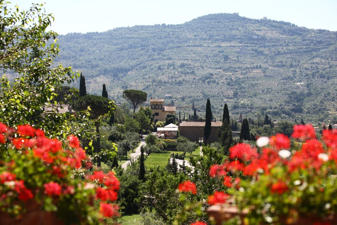 Profonda Toscana, la Route du Bonheur di Annie Feolde
