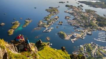 Le isole  Lofoten