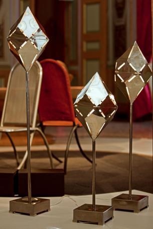 Gioielli e mobili-scultura