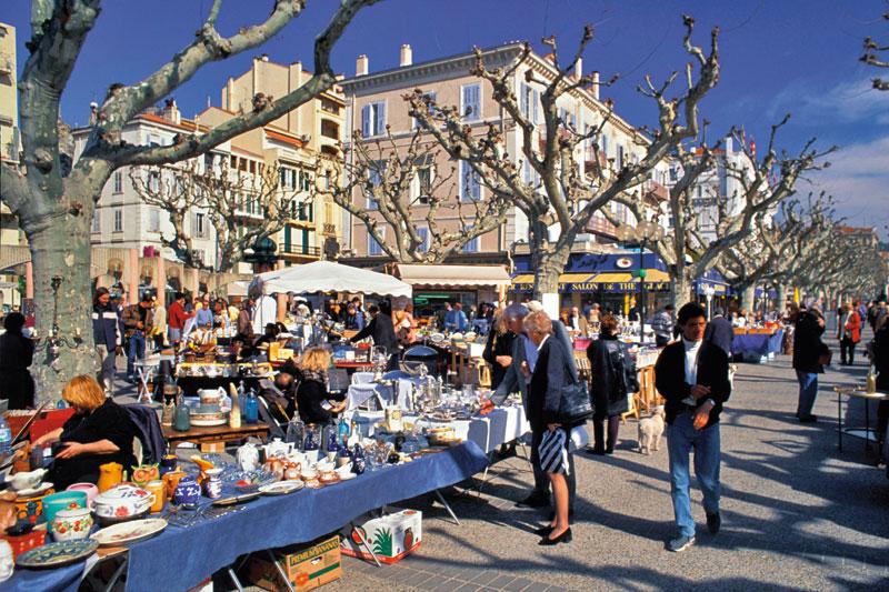 Shopping in riviera a caccia di trouvailles tra nizza e for Antiquariato costa