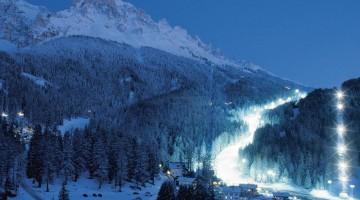 L'Obereggen, 1550 metri
