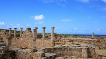 Il sito archeologico di Pafos (patrimonio UNESCO)