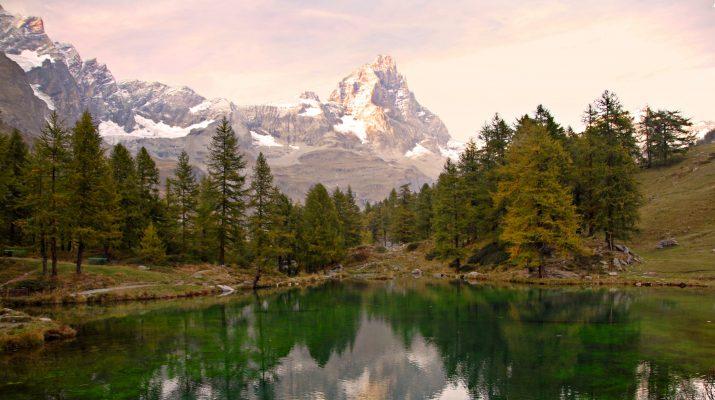 Foto Cervino: 150 anni di paesaggi spettacolari
