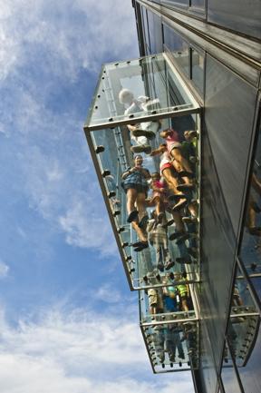 Sentieri da brivido: i nuovi skywalk più spettacolari del mondo