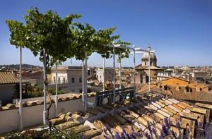 Terrazze romane: lo spettacolo della capitale dall'alto