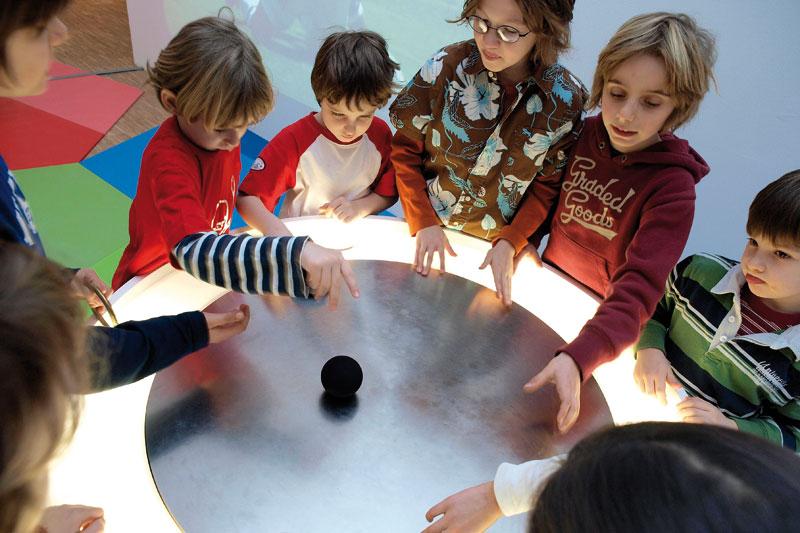 Lo Zoom Kindermuseum è un museo interattivo di Vienna