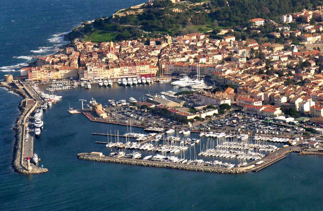 Dolce vita a Saint Tropez