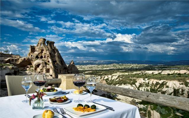 Foto Cuore di pietra: avventura in Cappadocia