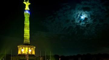 La Colonna della Vittoria (Siegessäule) è uno dei monumenti più celebri di Berlino