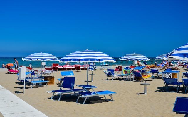 Foto Mare Italia: Rimini la spiaggia preferita