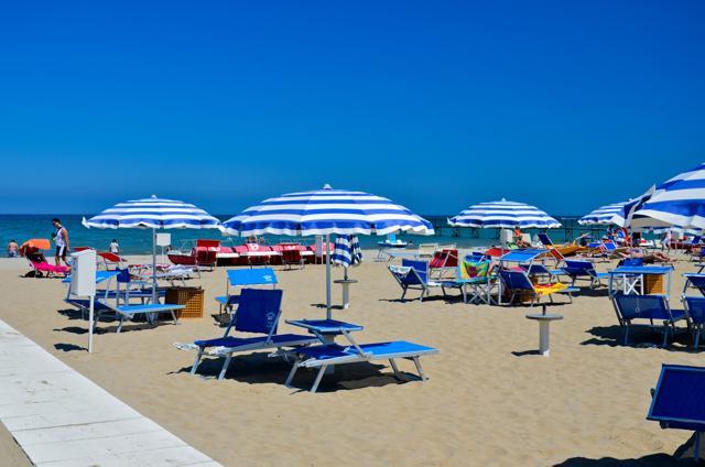 Mare Italia: Rimini la spiaggia preferita
