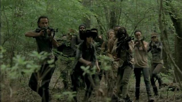 Walking Dead:i luoghi dello zombie turismo