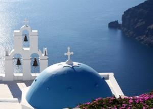 Santorini: tra thòlos e hotel di design