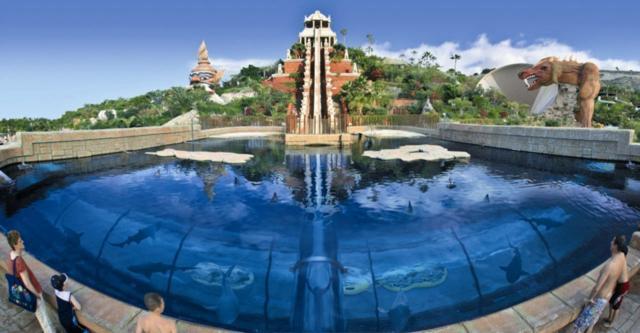 I migliori acqua park del pianeta