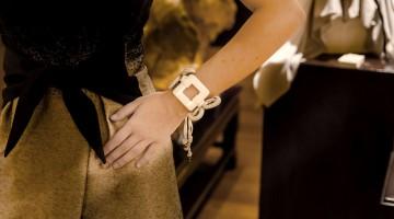 I gioielli  in marmo  della designer Valeria Eva Rossi.