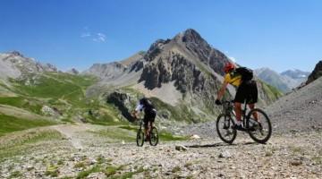 In mountain bike su percorsi di montagna. Uno degli eventi di WOW  – Wonderful Outdoor Week nelle Langhe. Foto Florian