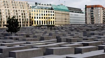 L'Holocaust Mahnmal, il monumento che ricorda la Shoah