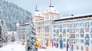 Kempinski Grand Hotel des Bains, a St. Moritz