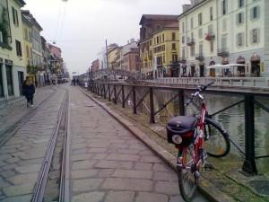 La Milano dell'Expo? Tutta in bici