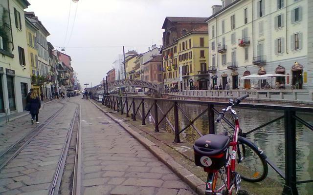 Foto La Milano dell'Expo? Tutta in bici