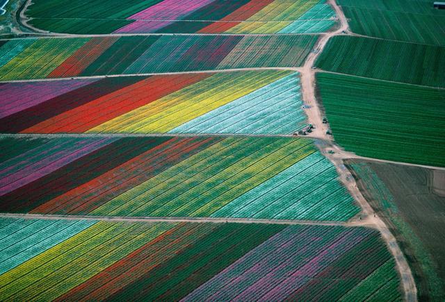 Il mondo visto dall'alto: le foto incredibili