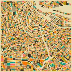 Che città è? Indovina dalla mappa