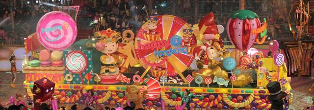 Capodanno Cinese: le parate più belle