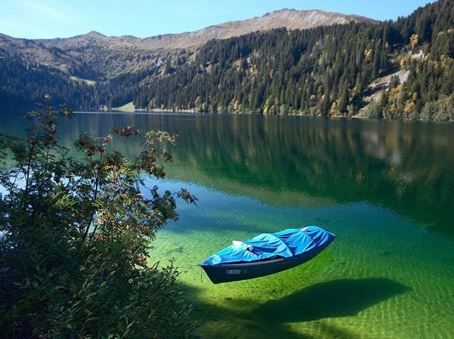 Cristallo puro, ecco le acque più trasparenti del mondo