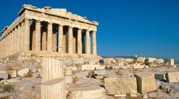 Il Partenone è il più famoso reperto dell'antica Grecia ed è stato lodato come la migliore realizzazione dell'Architettura greca classica (foto: Flickr/Trent Strohm)