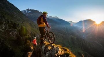 Escursione in mountainbike a Belalp