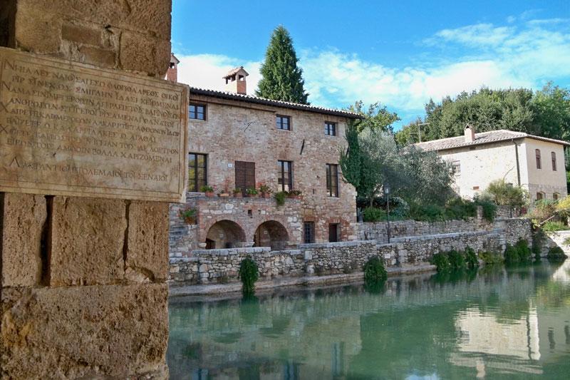 Benessere Low Cost Alla Scoperta Delle Antiche Terme Toscane