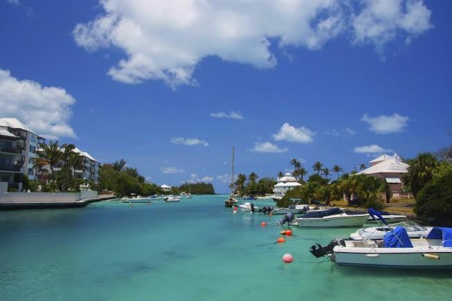 Bermuda bay